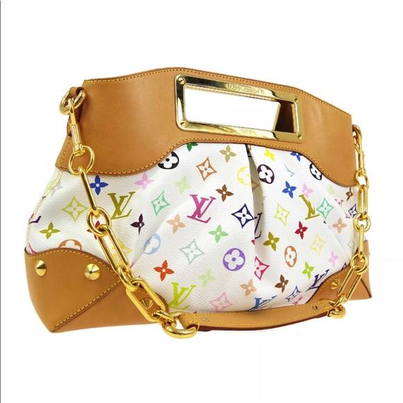 Louis Vuitton Handbags - Louis Vuitton Judy Bag MM